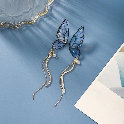 Beautiful Butterfly Earrings