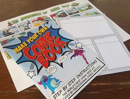 Create Your Own Comic Strip