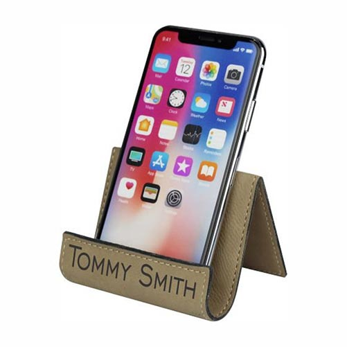Personalized Phone Stands