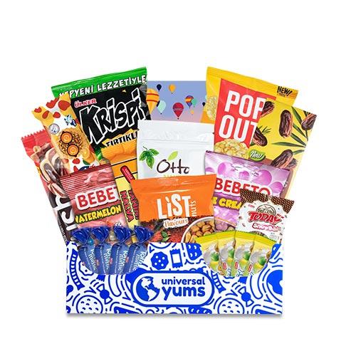 Best Snacks From Around the World