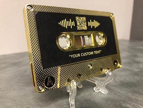 Custom QR Playlist