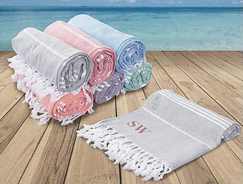 Personalized Turkish Towel
