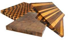 Cutting Boards End Grain