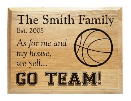 Go Lakers! Go Pistons! Go Blazers!