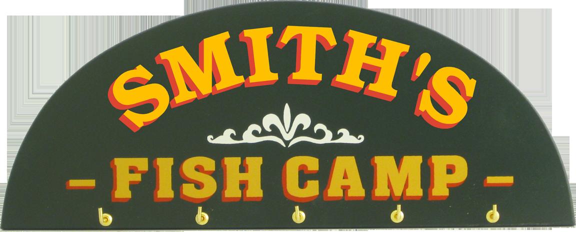 Custom Fishing Signs