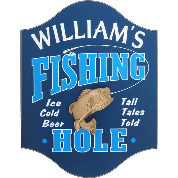 Fishing Plaques