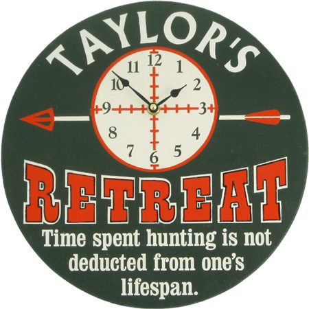 Wall Decor Humor for Hunters