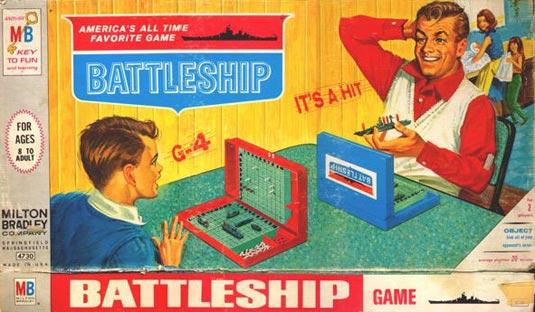 Battleship Original Box