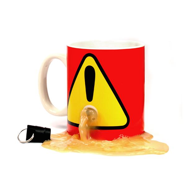 Mug with Plug