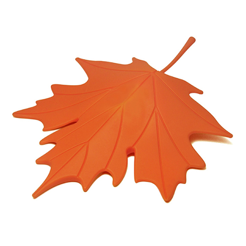 Door Stopper Leaf Shaped