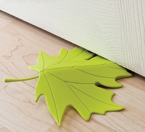 Green tree leaf stopper