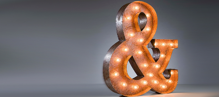 All Gifts Consideres: The Ampersand