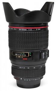 Coffee Mug Camera Lens