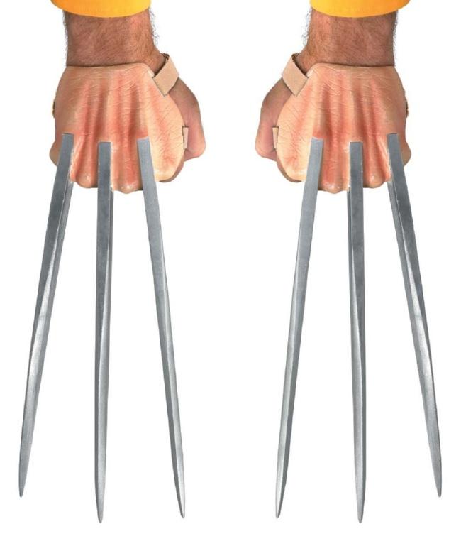 Wolverine Adamantium Claws