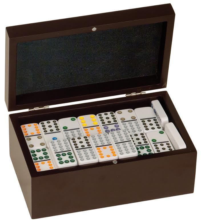 Personalized Domino Box