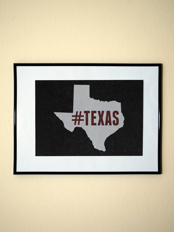 Hashtag Gifts for your state