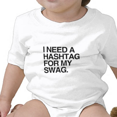 Hashtag Gifts for Baby