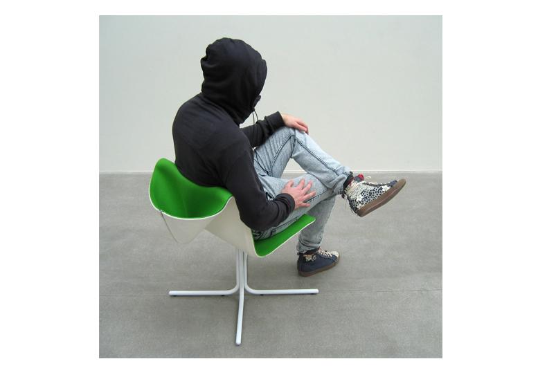 Weird Hoodie Chair
