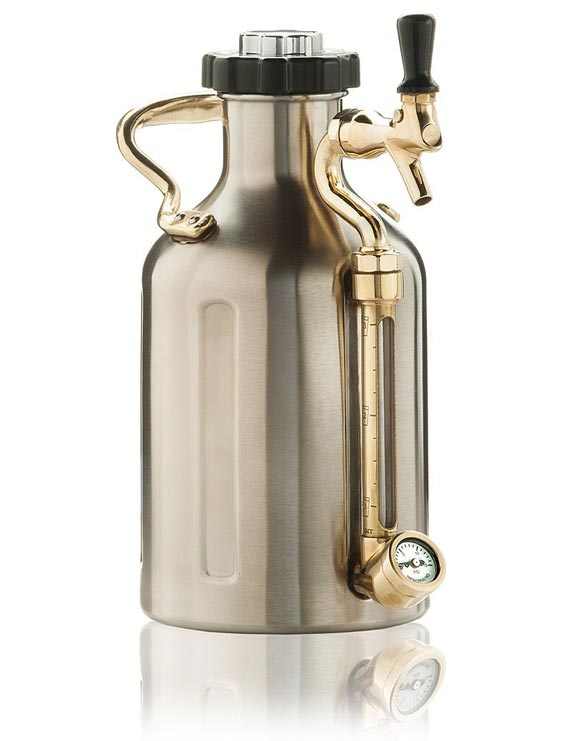 Growler for the Man Cave