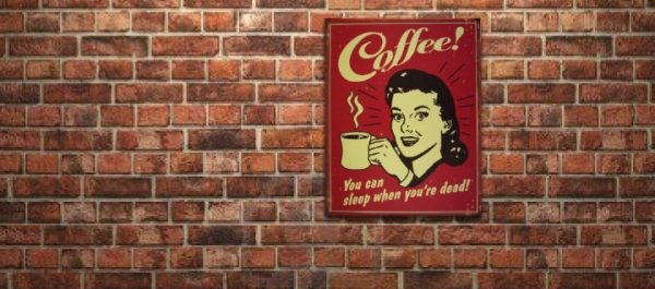 Vintage Coffee Signs Gift Ideas