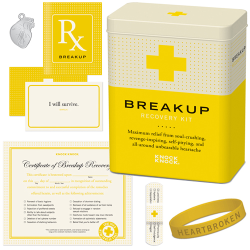 Breakup Kit & Wine Therapy