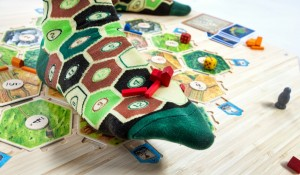 Settlers of Catan Sock