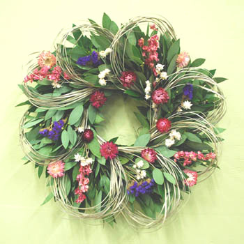 Mother's Day Organic Wreaths