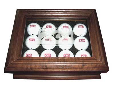 Keepsake Box for 12 Golf Balls