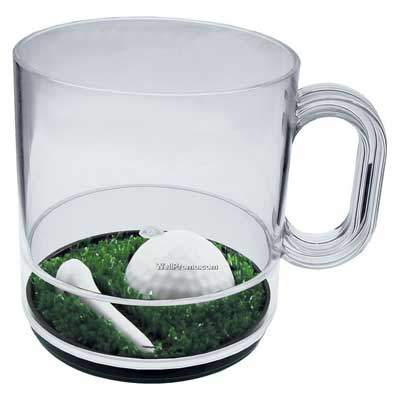 Golf coffee mug gift idea