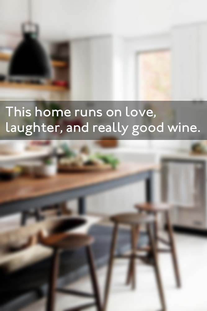 Classy Wine Quotes for the Home