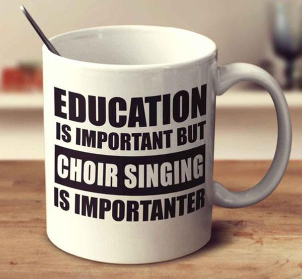 Coffee Mug for Musician
