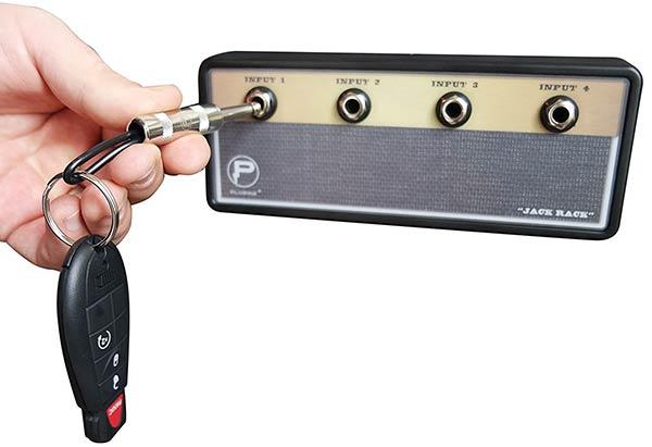 Amp Keyholder Musician Gift Idea