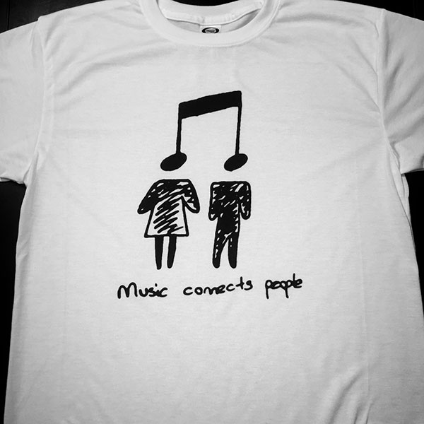 Tshirt for Musicians