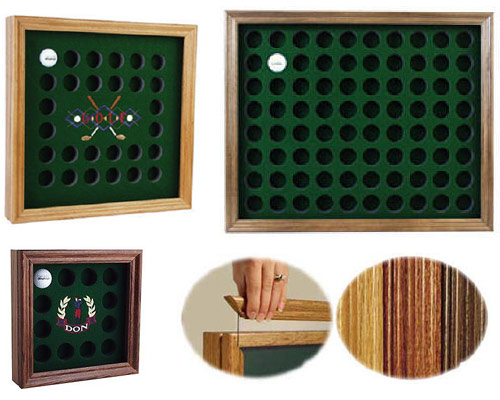 Best Golf Ball Display Cases for Collectible Golf Balls