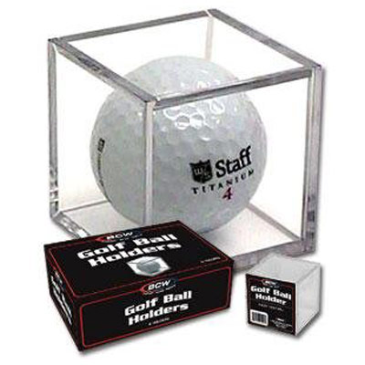 Best options for golf ball display
