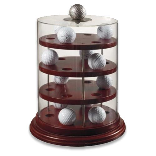 Best Golf Ball Displays for Collectible Golf Balls