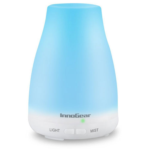 Essential oil diffuser - aromatherapy for chronic conditions