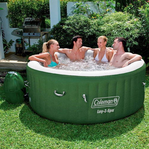 Hot Tub Therapy Gift for People With Chronic Illness