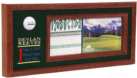 Best Collectible Golf Ball Displays for a Single Golf Ball