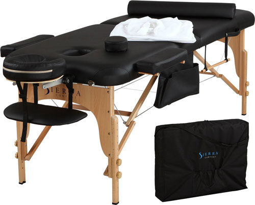 Massage Table - Gift Ideas for Chronic Illness