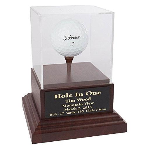 Collectible Golf Ball Display