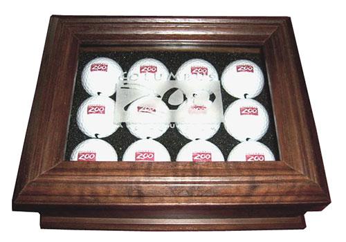 Golf Ball Keepsake Box