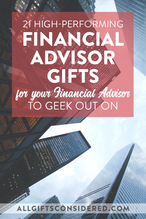 Financial Advisor Gifts