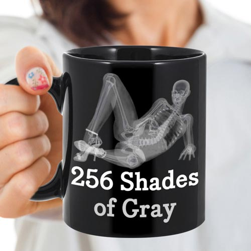 Radiology Coffee Mug - Radiologist Gift Ideas