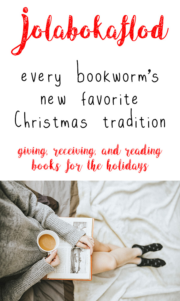 Christmas Book Giving - Jolabokaflod