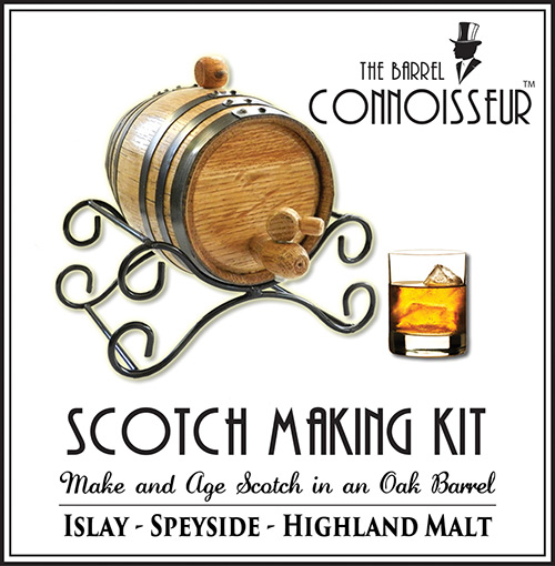 Oak Barrel Connoisseur Kits