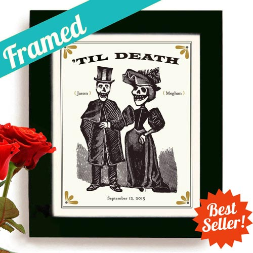 Macabre Mortician Gift Ideas