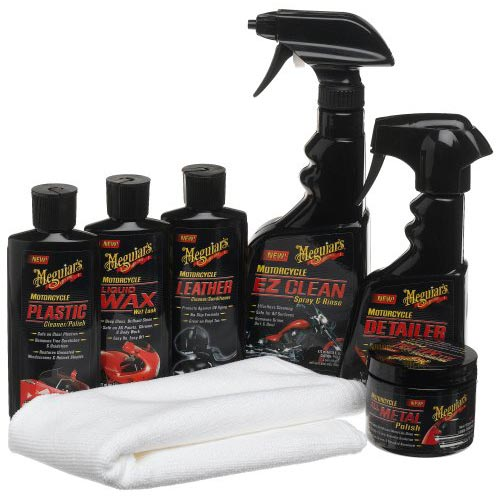 Motorcycle Care Kit - Classic Biker Gifts