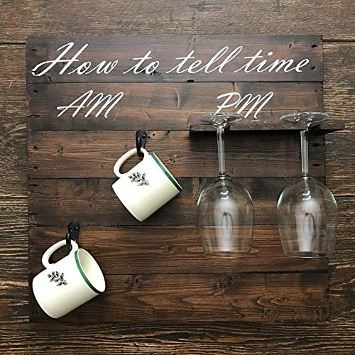 Coffee Time Wine Time Coffee Bar Wall Decor All Gifts Considered