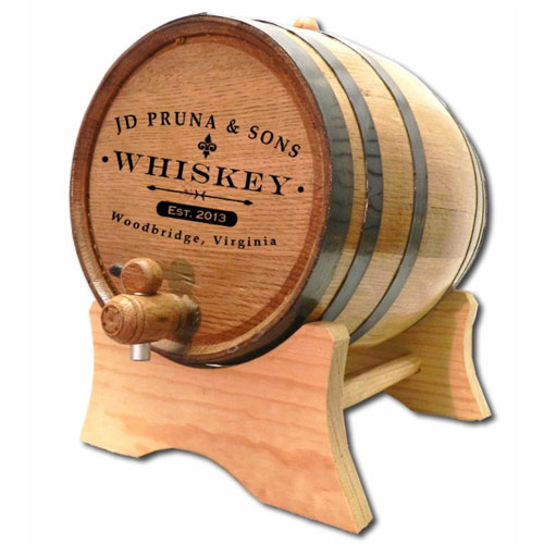 Radiology Gift Ideas: Oak Aging Barrel